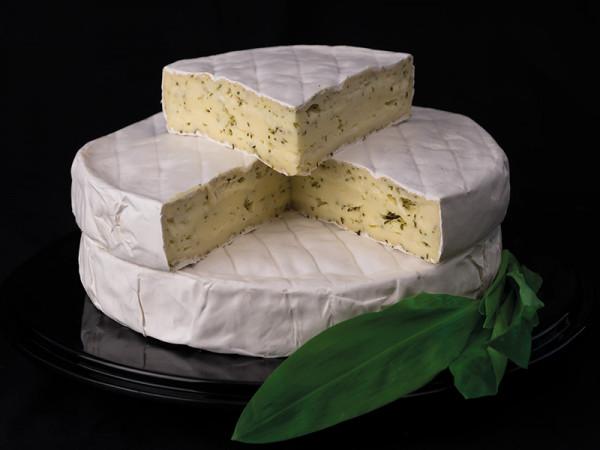 Bärlauch Brie
