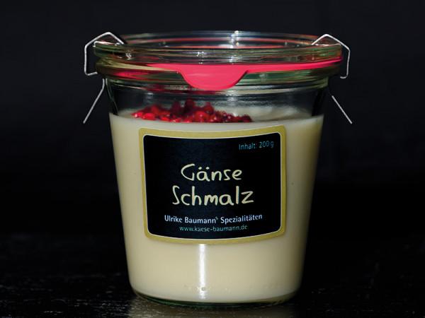 Gänse Schmalz