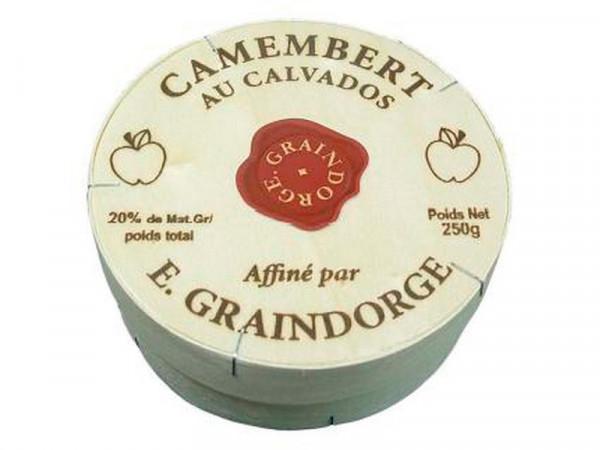 Camembert Graindorge Calvados