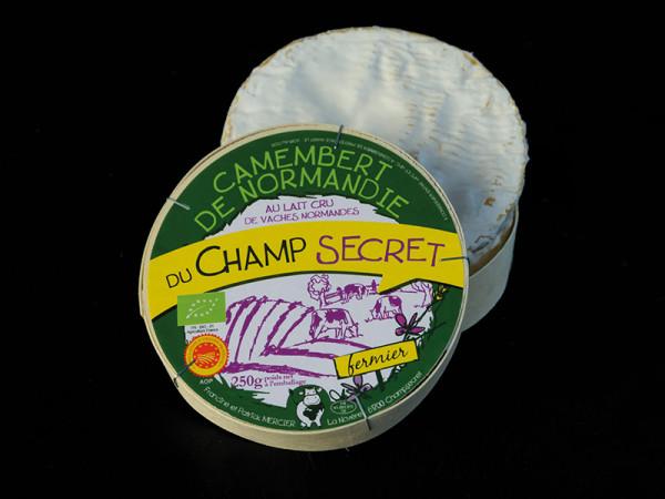 Camembert du Champs Secret